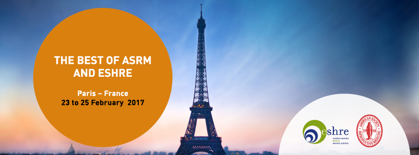 The Best Of Asrm And Eshre 2017