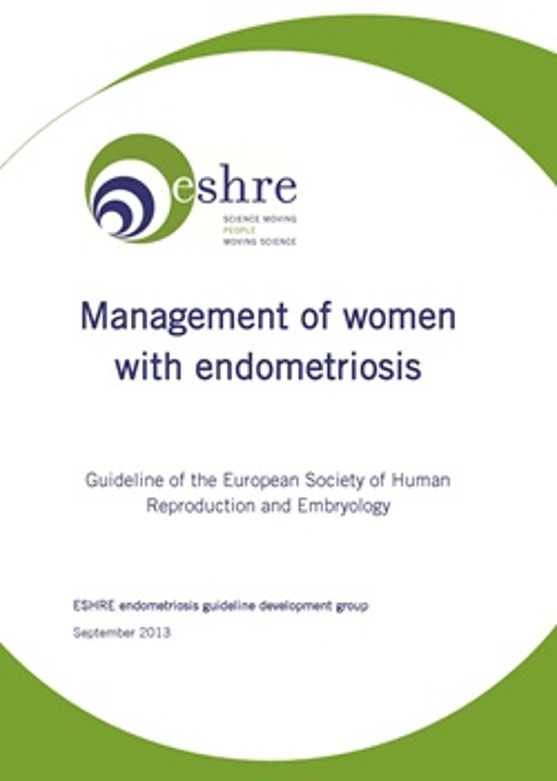 endometriosis guideline